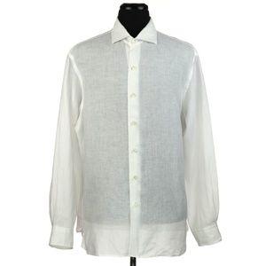 Polo Ralph Lauren Linen Chambray L/S Shirt XL